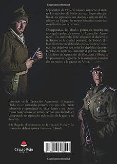 """SANGRE Y FUEGO EN TOBRUK"". Novela - Bellumartis Historia Militar"