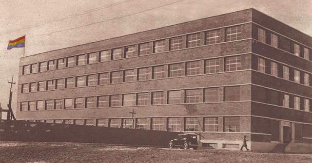 Ciudad Universitaria 1932