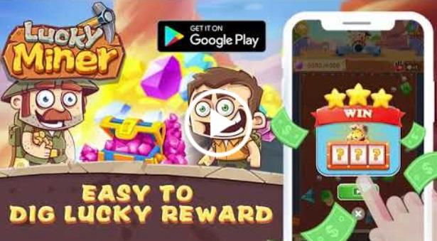 Aplikasi Lucky Miner