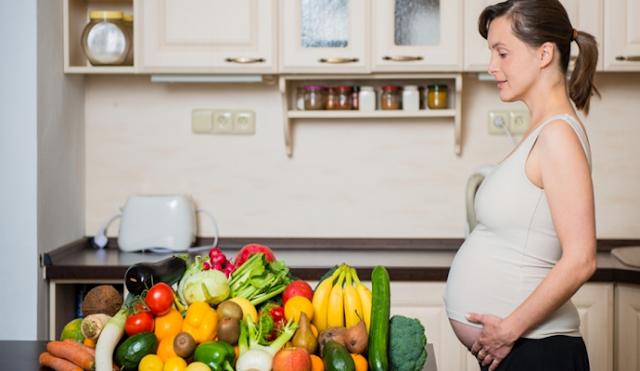 Makanan Sehat Untuk Ibu Hamil Agar Melahirkan Bayi Cerdas