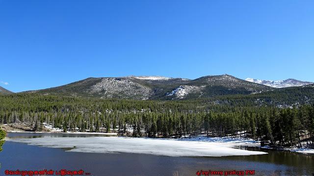 Sprague Lake Nature Loop Hike