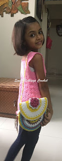 free crochet bag pattern