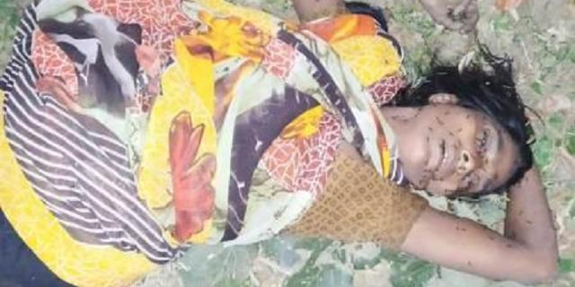 महिला की हत्या कर लाश सड़क किनारे झाड़ियों में फेंकी | JABALPUR NEWS