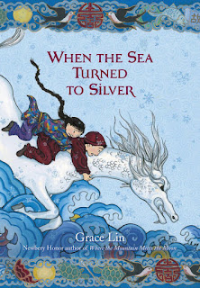 When the Sea Turned to Silver - Grace Lin [kindle] [mobi]