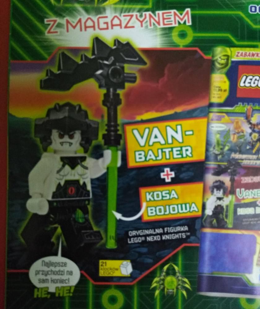 Lego Okazje Zapowiedź Magazynu Lego Nexo Knights 092018