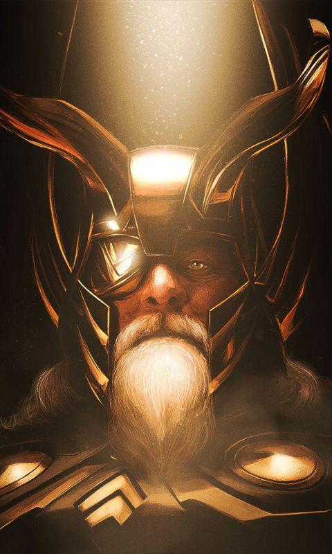 sức mạnh của Odin