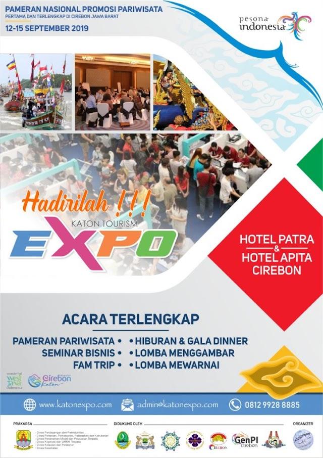 Katon Tourism Expo, Ajang Promosi Industri Pariwisata Indonesia
