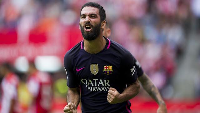 Kabar Berita Yang Beredar Bakal ke Arsenal, Namun A.Turan Masih Betah di Barca