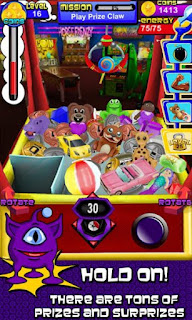 Prize Claw 3.40 Mod Apk Unlimited Grabs