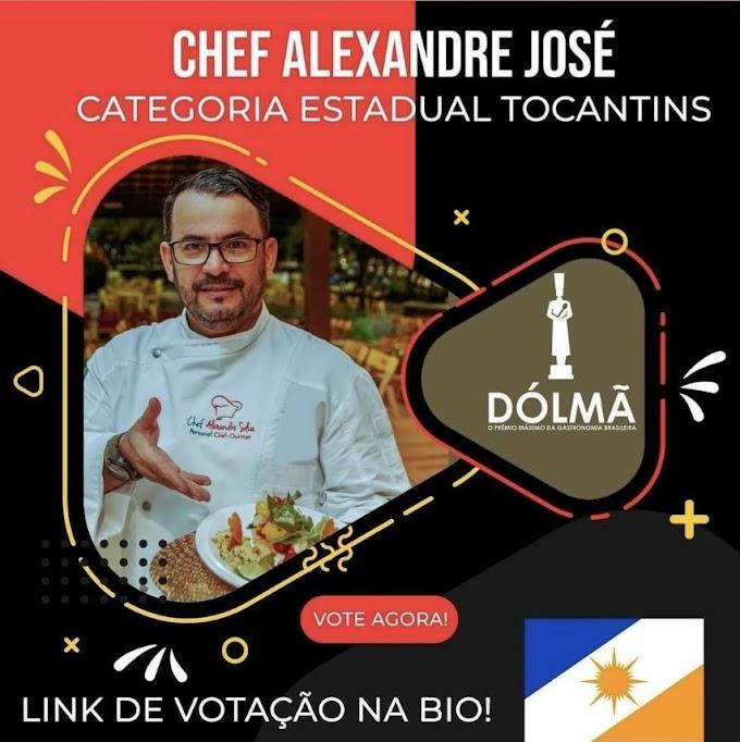 Afogadense pede votos para o Oscar da Gastronomia
