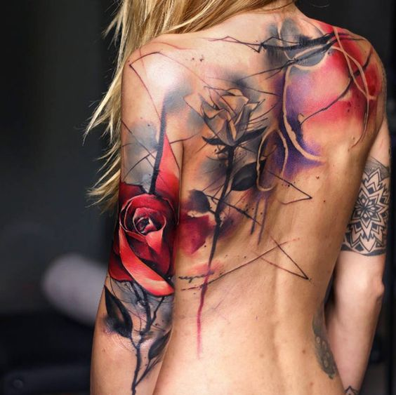 44 Hottest Girl Tattoos Collection