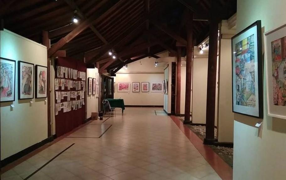 pameran seni tembi rumah budaya / IG @alsaira