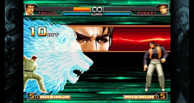 The King of Fighters 2002 PC Games for windows