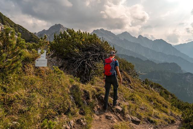 Schillerkopf und Mondspitze | Panoramawanderung am Bürserberg | Wandern Brandnertal | Wanderung Vorarlberg 04