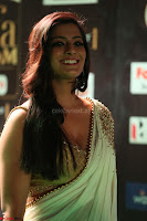 Varalakshmi in Cream Saree Sleeveless Backless Deep Neck Choli at IIFA Utsavam Awards March 2017 045.JPG