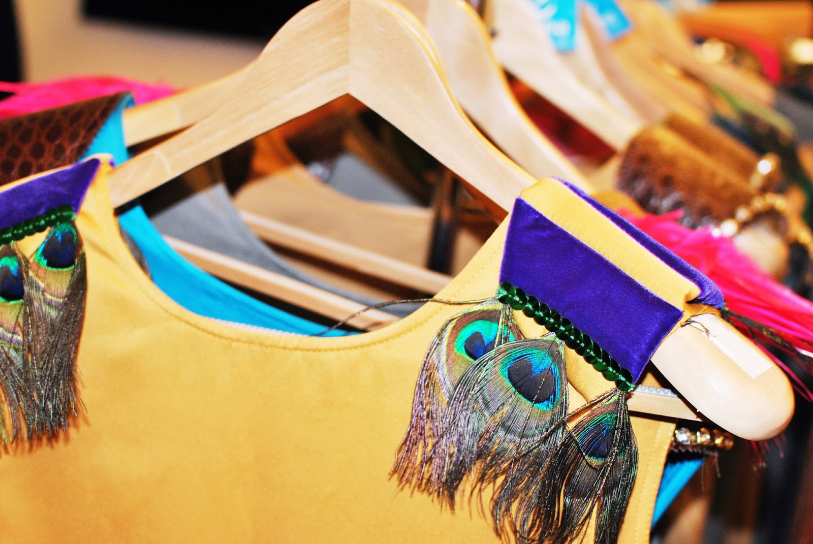 Elena rubio, gran canaria moda calida, mencey fashion room