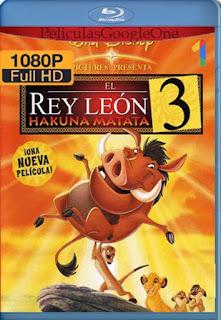 El Rey Leon 3: Hakuna Matata [2004]  [1080p BRrip] [Latino-Inglés] [GoogleDrive] RafagaHD