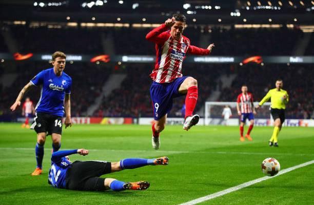 Prediksi Atletico Madrid vs Lokomotiv Moscow Liga Eropa