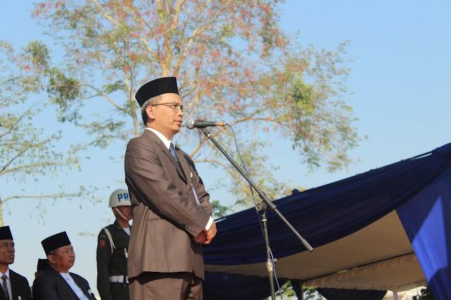 3 Pesan Imam Taufiq Selaku Rektor UIN Walisongo untuk Mahasiswa Baru 2019