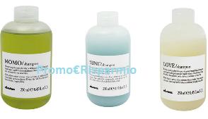 Logo MyBeauty: diventa tester Shampoo Davines Essential Care Minu