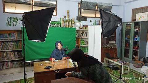 Intip yuk Pembuatan Konten Video Pembelajaran di MI Miftahul Akhlaqiyah Semarang