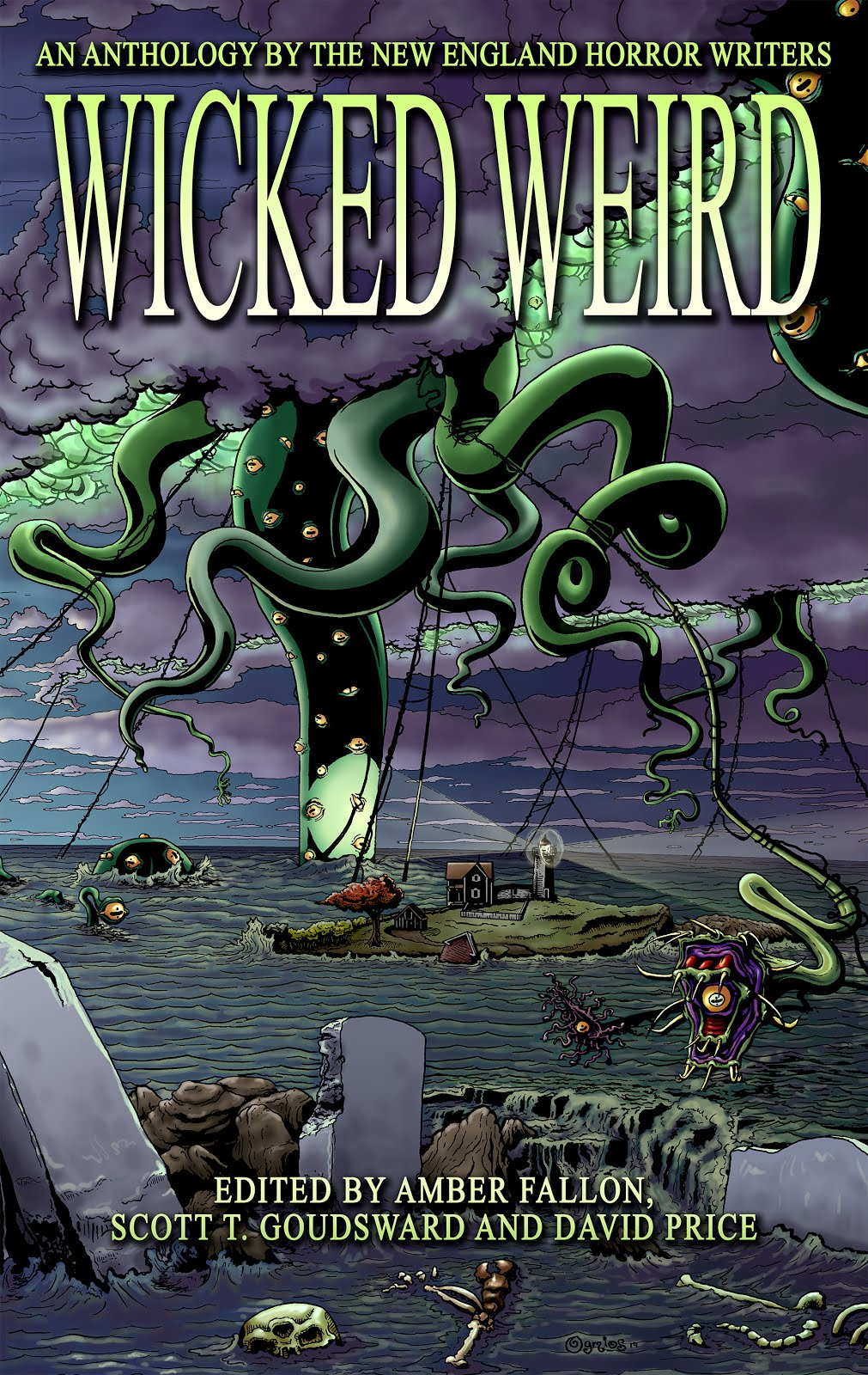 Wicked Wierd - the 6th Book