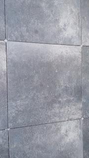 carrelage dalle noires anthracite gres cerame 20mm extérieur