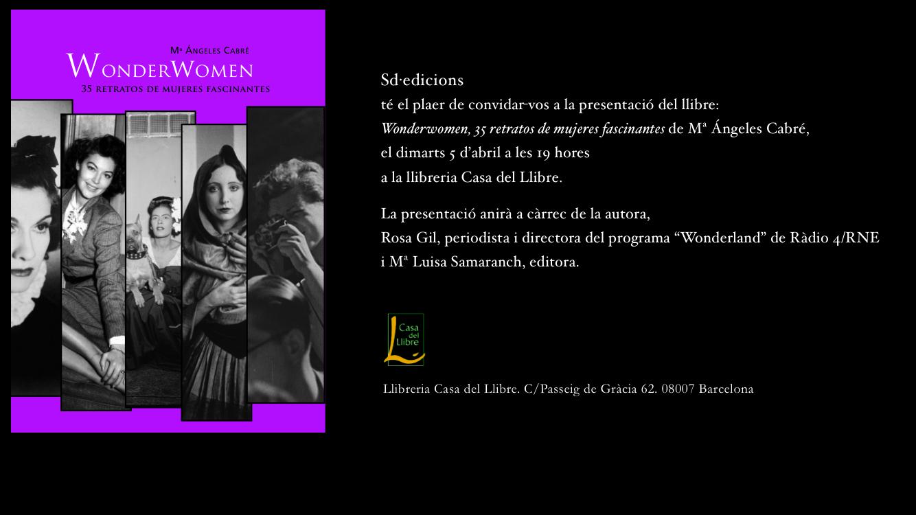 Observatori cultural de g nere agenda - Institut frances de barcelona ...
