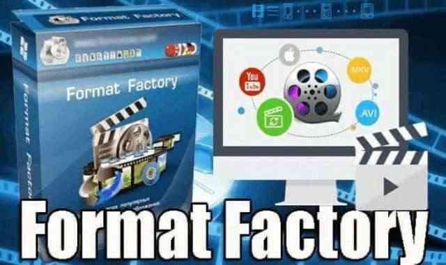 تحميل برنامج Format Factory v5.8.1 محول صيغ الفيديو الشهير اخر اصدار
