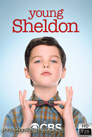 Young Sheldon Temporada 1 [720p] [Latino-Ingles] [MEGA]