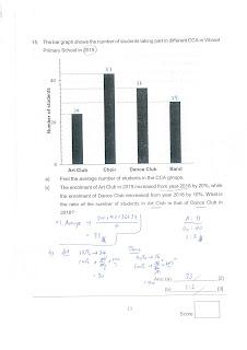 MrDA13's P6 Care Maths Info Site: Set 13 Paper 2