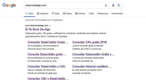 Recomendaciones para que Google encuentre más fácilmente tu sitio