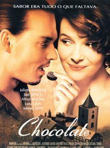 Top 10 - Filmes para ver no Dia dos Namorados (para solteiros) Chocolate
