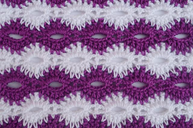 2 - Crochet Imagenes Puntada sol a crochet y ganchillo por Majovel Crochet