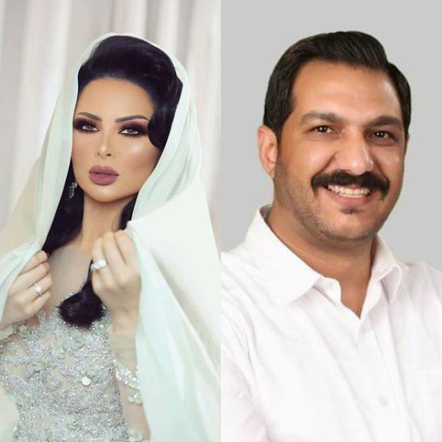 حفل خطوبة ديانا كرزون على معاذ العمري الجمعة المقبلة