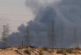 الولايات المتحدة تنشر عدد كبير من القوات في السعودية لحماية المنشأت النفطية
