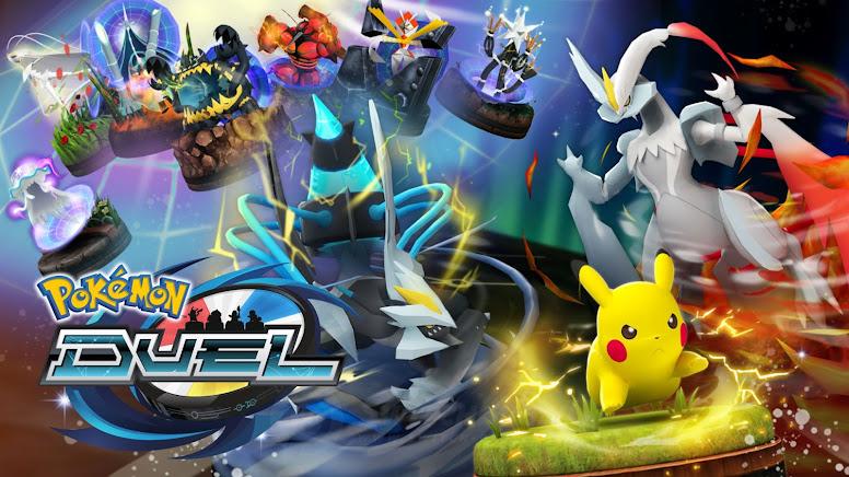 Pokémon Duel Encerramento