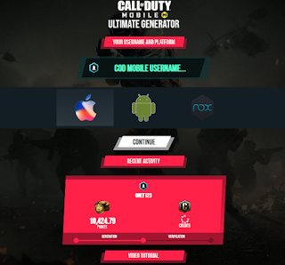 Codpatched .com untuk mendapatkan CP Call Of Duty Mobile Gratis [ MUDAH ]