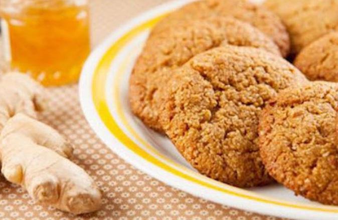 Rumah Dosen - Biskuit Jahe