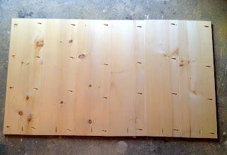 how to build a farmhouse headboard