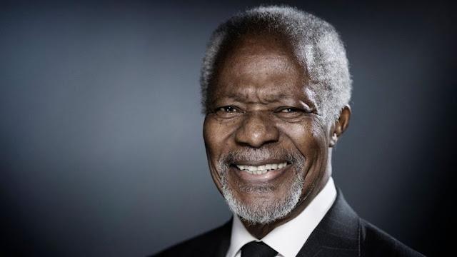 Kofi Annan Meninggal Dunia, Ghana Berduka
