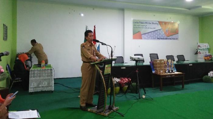 IDI Gelar Lomba Pidato Sambut HKN ke-55, Kadinkes Sinjai Beri Apresiasi