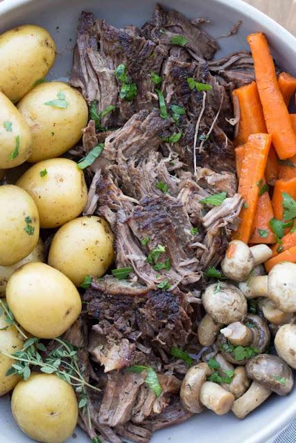 The Best Slow Cooker Pot Roast recipe,recipe