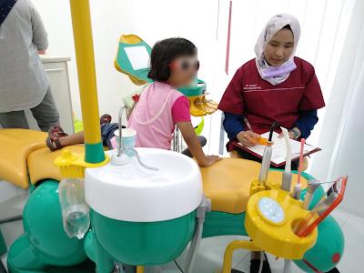 Dentist best untuk kanak-kanak