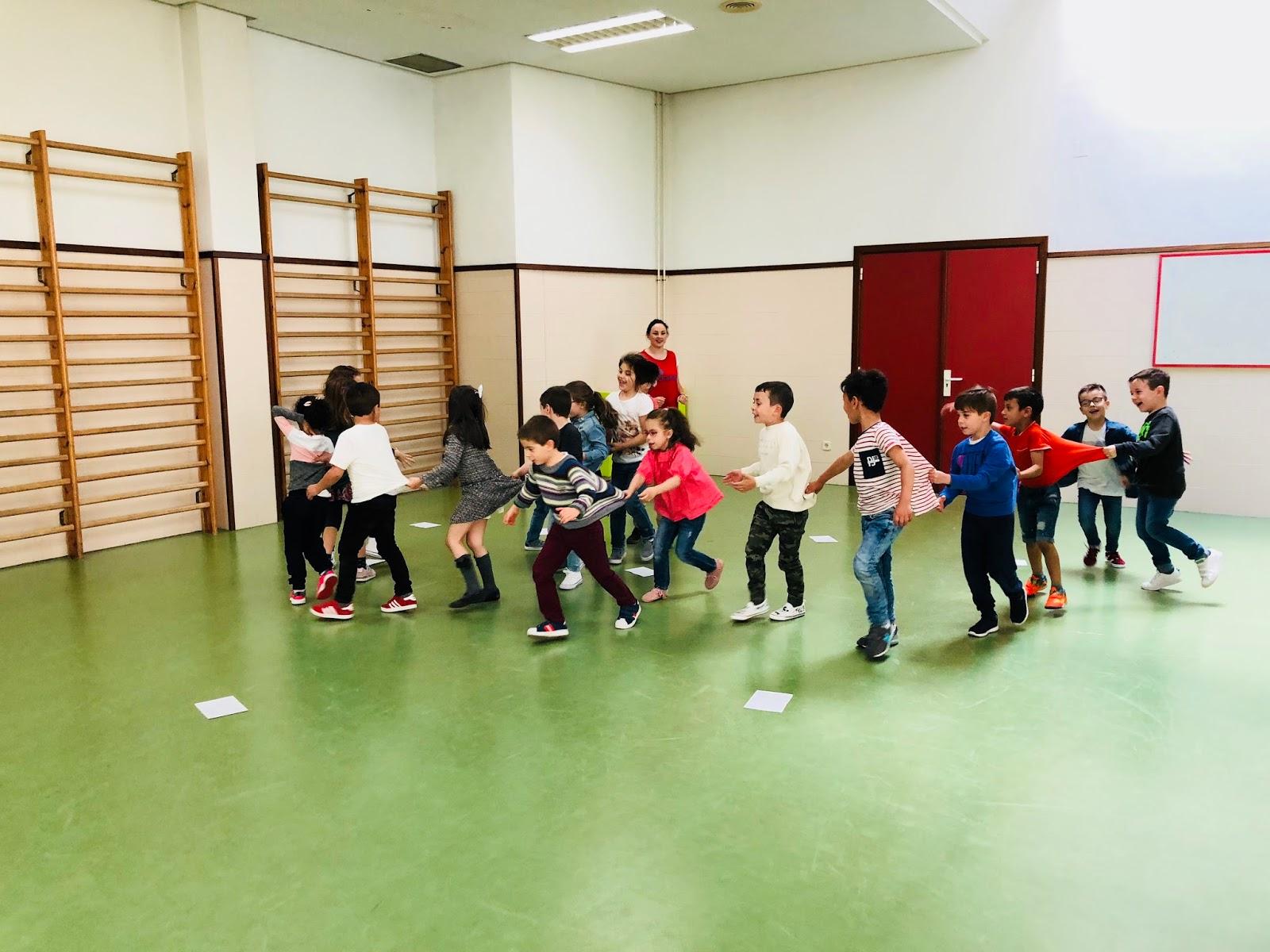 Juegos Organizados Infantil Ampa
