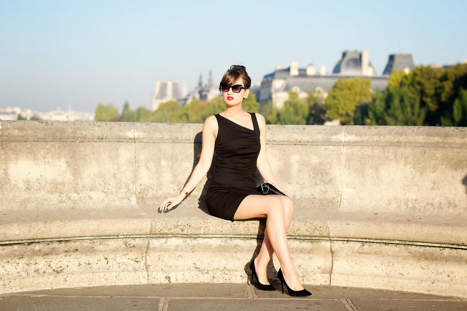 在巴黎认识我