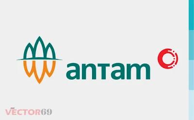Antam (Aneka Tambang) Logo - Download Vector File SVG (Scalable Vector Graphics)