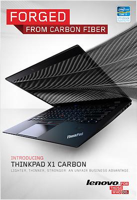 Thinkpad X1 Carbon Harga : thinkpad, carbon, harga, INSPIRASI:, LENOVO, THINKPAD, CARBON, ULTRABOOK,, I7-3667U