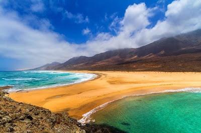 Las playas de Fuerteventura, Cofete