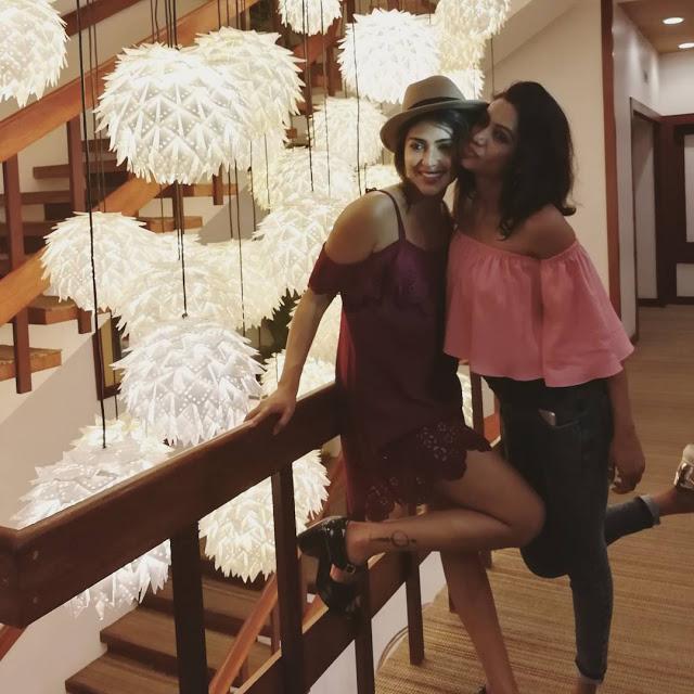 Amala Paul Hot Photos at Conglomerate 2017